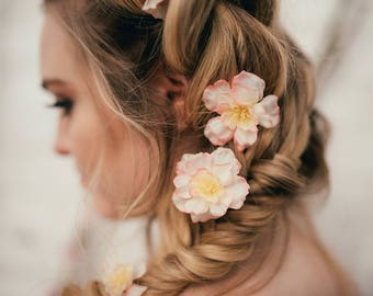 Lottie Cherry Blossom Hair Pin