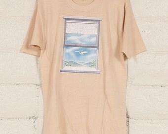 70s Vintage Star Trek Roach T Shirt 1975 Heat-Transfer