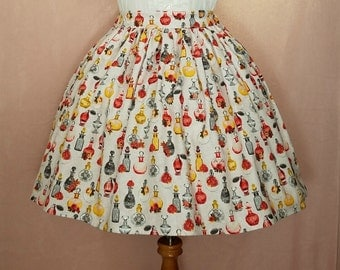 Perfume Bottle Lolita Skirt