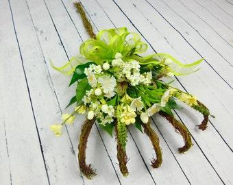 Spring Door Hanger, Gardner Door Hanger, Gardner Decor, Moms Day Gift, Gardner Decoration, Gardner Gift Idea, Gift For Her, Mothers Day