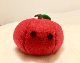 Apple Plushie