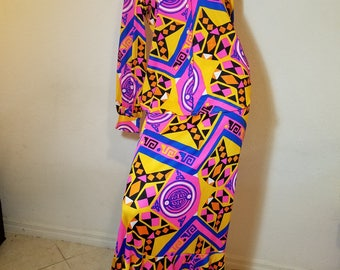 FREE  SHIPPING   PUCCI Style Outfit
