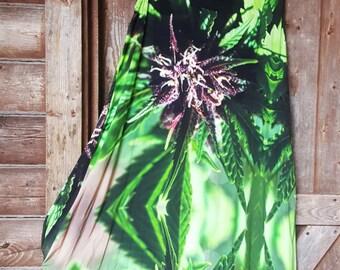 Maxi Dresses for Women Purple Nepal Print, Resort Dress, Cruise Dress, Hawaiian Dress Women
