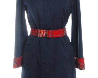 Vintage 1960's Simpson Of Piccadilly Raincoat Mac 8 - www.brickvintage.com
