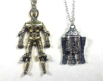 Star Wars Best Friends Necklace