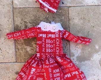 Elf Dress, Elf Clothes, Elf Shelf Clothing, Elf Shelf Accessories, Elf Pajamas, Elf Hat, Christmas Pajamas, Santa Elf