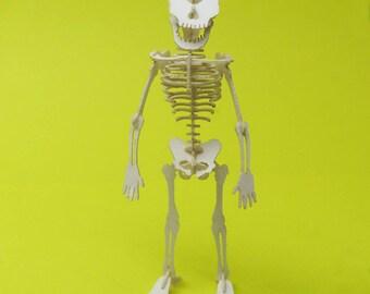 Cyclops Tiny Bare Bones Skeleton Puzzle