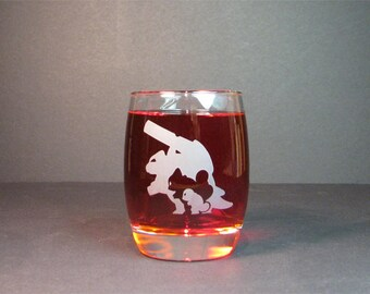 Pokemon glass.squirtle glass 12.5oz