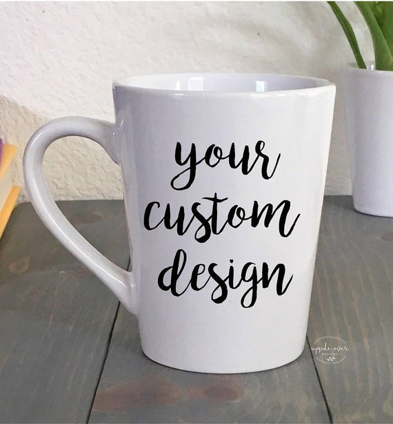 coffee mug personalized mugs custom coffee mug custom. Black Bedroom Furniture Sets. Home Design Ideas
