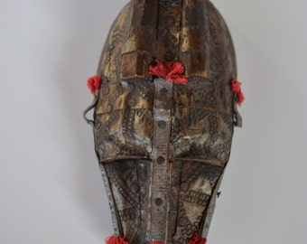 Vintage Miniature African Mask - Marka Tribe