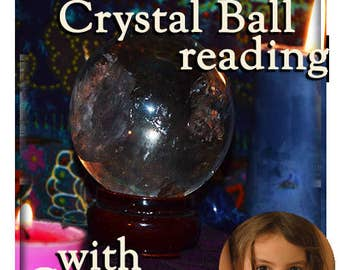 Crystal Ball Reading with Saige Winterbear
