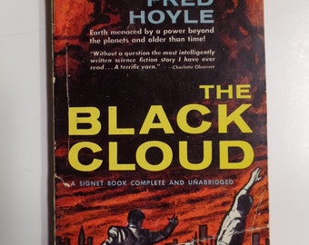 7 FRED HOYLE OSSIAN ANDROMEDA OCTOBER BLACK CLOUD FIFTH PLANET ASTRONOMY pb lot