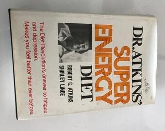Dr Atkins super Energy
