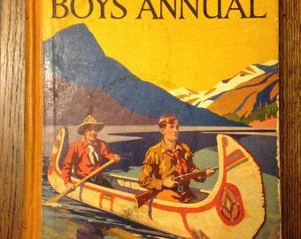 1930s Blackie's Boys' Annual