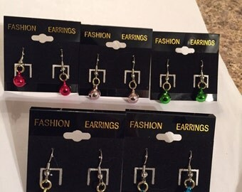 Holiday Earrings!
