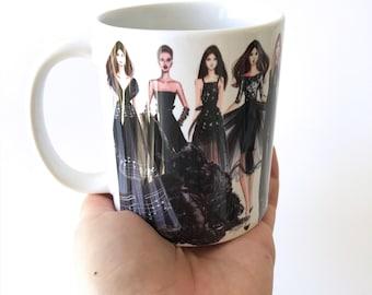 Couture Noir (Mug)