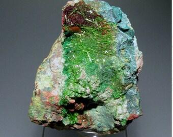 RESERVED  Cuproskoldowskite Specimen, Rocks and Minerals, Mineral Specimen, Crystal Specimen, Decorator, Gift Specimen, Arizonacrystalco