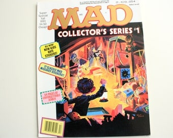 MAD Magazine Fall 1991 Super Special -  MAD book - Mad Super Special Number 76 Mad Special Fall 1991