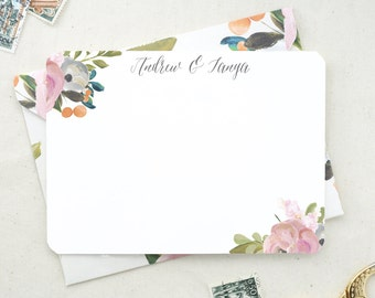 Couples Stationary. Thank You Notes Future Mr and Mrs. Personalized Stationary Couples. Thank You Cards Wedding. Thank You Cards.