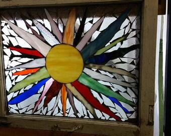 Mosaic starburst