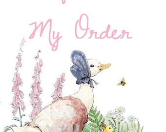 EXPEDITE MY ORDER - Need Your Order Quicker? Choose This!