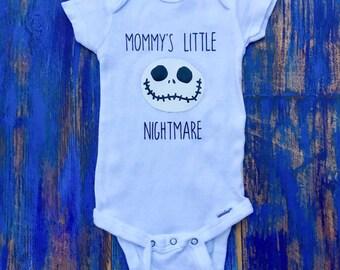 Mommy's Little Nightmare Onesie, Jack Skellington