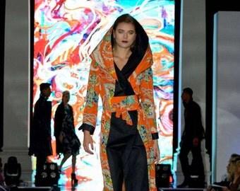 Disorder Kimono Dress