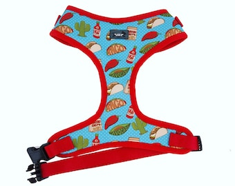 Taco Mexican Dog Harness / Dog Harness Australia / XS-XL / Dog Harness Australia
