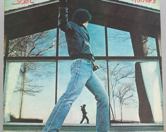 Billy Joel - Glass Houses Album 1980 Original Vintage Vinyl Record LP