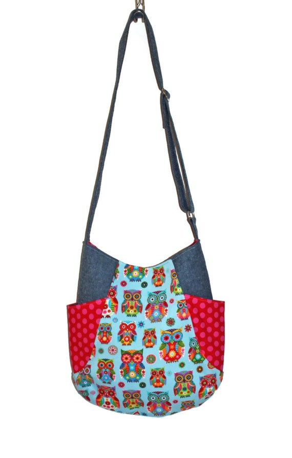 Cross body hobo bags