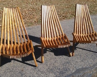 Awesome Patio Chair, Outdoor Furniture, Adirondack Chair, Accent Chair, Kentucky  Stick Chair,