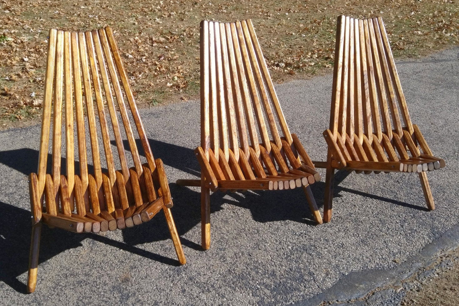 Wood folding chair outdoor - Patio Chair Outdoor Furniture Adirondack Chair Accent Chair Kentucky Stick Chair