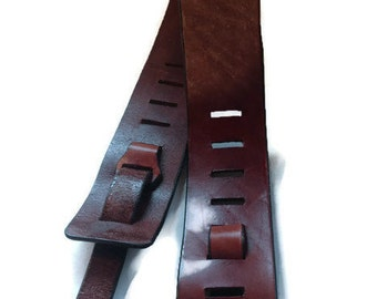 Guitar Strap (with Braided adjustment)
