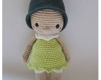Mini Amelie - Crochet Pattern by {Amour Fou}