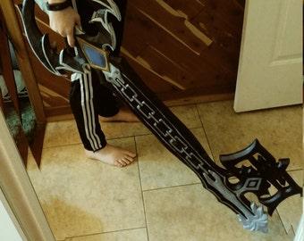 KH Oblivion Keyblade
