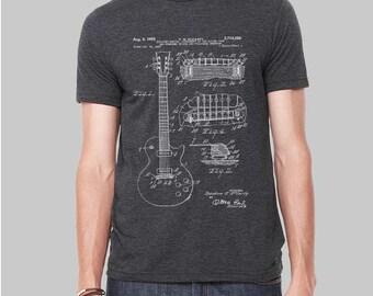 Guitar Shirt, Guitar, Graphic Tees for Men, Mens Tshirt, Graphic Tee, Gift For Men, Clothing, T Shirt, T Shirts For Men