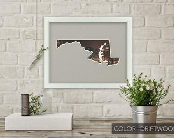 Maryland Photo Map