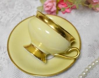 vintage tea cup porcelain tea cup danish teacup set Kjobenhavs teacups vintage porcelain tea cup saucer set vintage teacups porcelain cup
