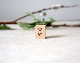 SJ Original Botanical Stamp - Mini flower