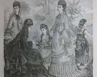 Fashion plate-1872