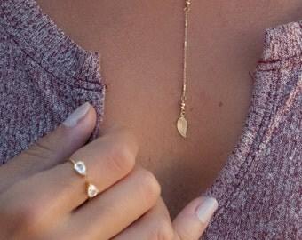SALE Adjustable Turquoise Ring * White Topaz Ring * Gold Vermeil Ring * Gemstone Ring * Wedding * Engagement * Handmade * Boho BJR016