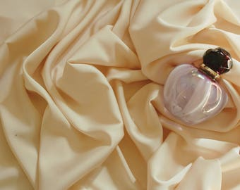 Silk Fabric, Silk Satin Fabric, Nude Satin Silk, Silk Fabric by the yard, Wedding Silk Fabric, Lingerie Silk, Wholesale Silk Fabric