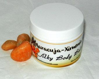 Organic Maracuja & Ximenia Oil Silky Body Balm