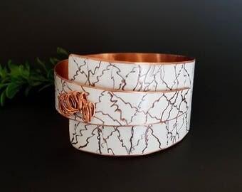 Cuff Bracelet - Copper