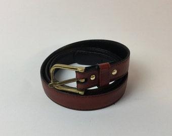Narrow AB belt