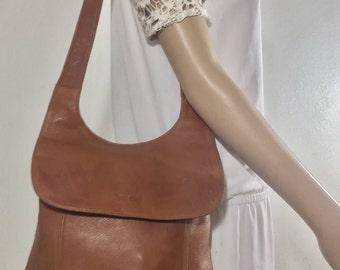 Tignanelo Brown Leather Purse, Bag, Shoulder Bag