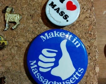 Massachusetts pins