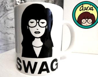 Daria | SWAG - 11 oz Coffee Mug