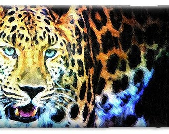 Leopard iPhone 7 case, iPhone 7 plus, iPhone 6s plus, iPhone 6, iPhone 6 plus, Samsung Galaxy S8 case, Galaxy S7, Galaxy S6, Galaxy S5,