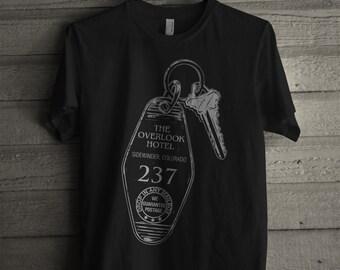 The Shining Shirt - Stephen King Tee - Overlook Hotel Shirt